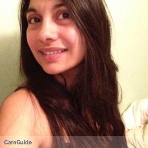 Canadian Nanny Provider Yasmin R's Profile Picture