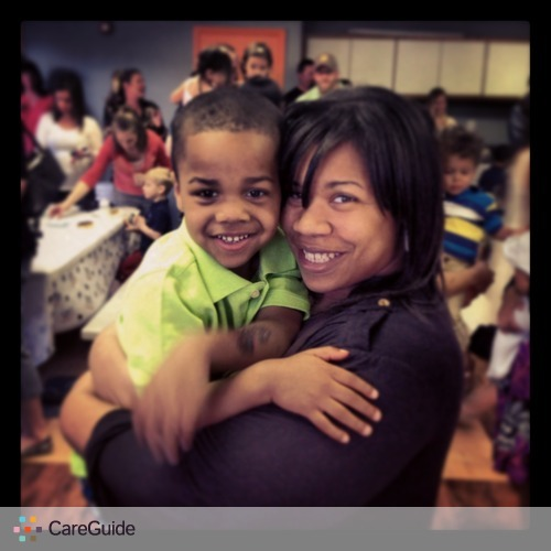 Child Care Provider Shamara Phillips's Profile Picture