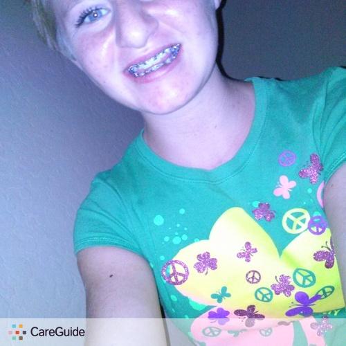 Child Care Provider Sydnee M's Profile Picture