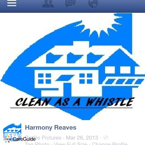 Housekeeper Provider Harmony Reaves's Profile Picture