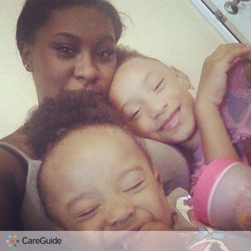 Child Care Provider Jamila W's Profile Picture