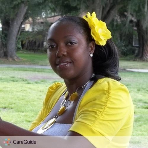 Child Care Provider Keyana B's Profile Picture
