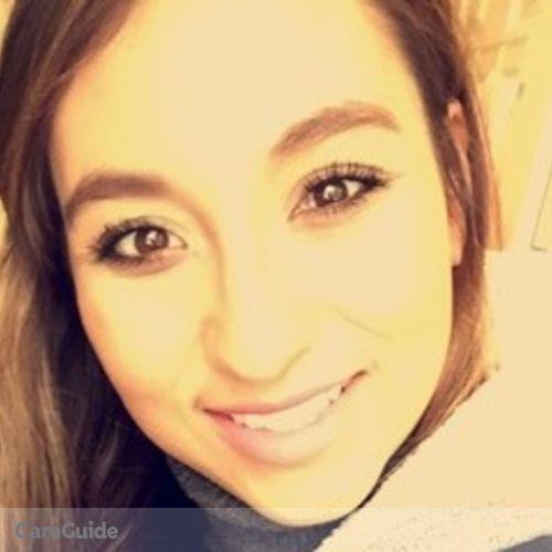 Canadian Nanny Provider Maria jose Vega's Profile Picture