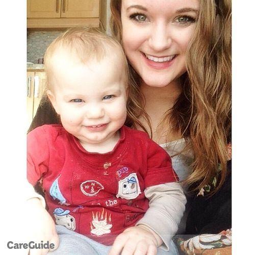 Canadian Nanny Provider Rebecca Connors's Profile Picture