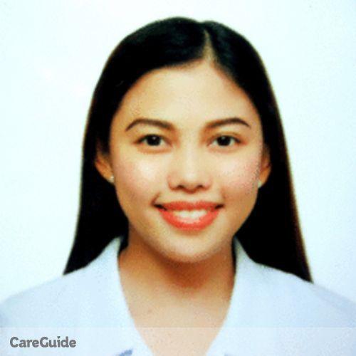 Canadian Nanny Provider Regine Lubay's Profile Picture