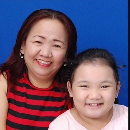 Canadian Nanny Provider Geraldine S's Profile Picture