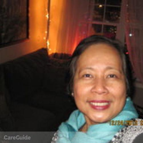 Canadian Nanny Provider A Sally Amarillo's Profile Picture