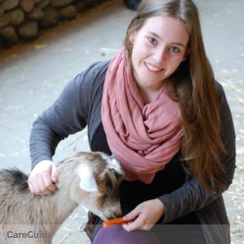 Canadian Nanny Provider Laura Cordon's Profile Picture