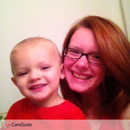 Child Care Provider Kourtney Dimmerling's Profile Picture