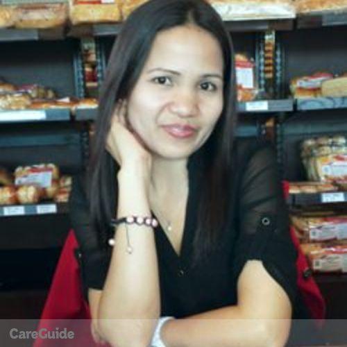 Canadian Nanny Provider Josefina Peralta's Profile Picture