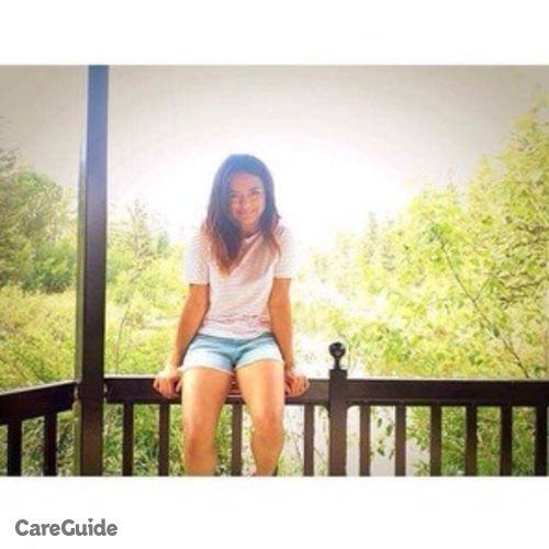 Canadian Nanny Provider Gabriela Maravilla's Profile Picture