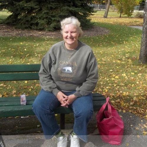 Canadian Nanny Provider Sharon M's Profile Picture