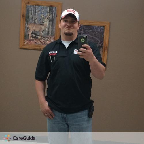 Handyman Provider Michael Thompson jr's Profile Picture