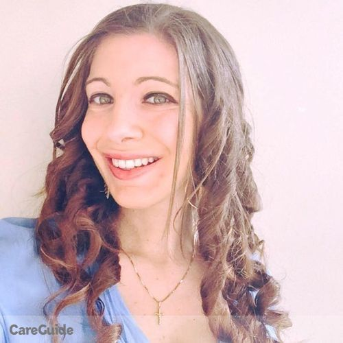 Canadian Nanny Provider Melissa Marchese's Profile Picture