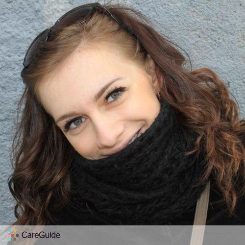 Child Care Provider Marisha Vinnik's Profile Picture
