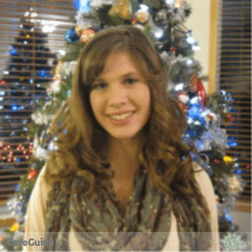 Canadian Nanny Provider Alyssa 's Profile Picture
