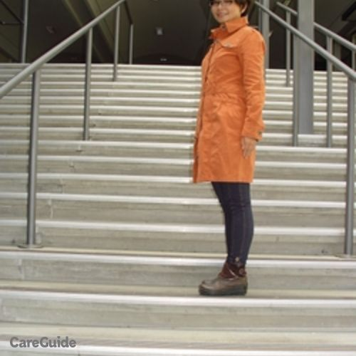 Canadian Nanny Provider Hui L's Profile Picture