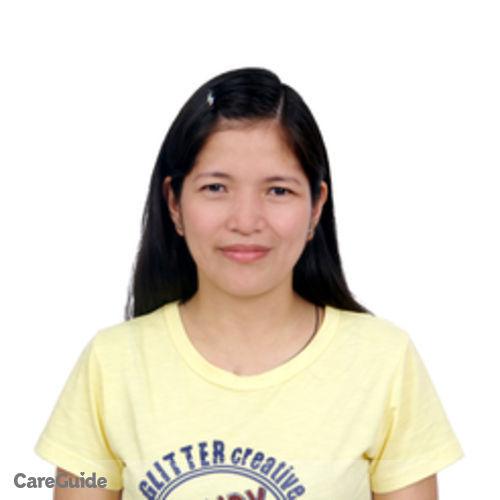 Canadian Nanny Provider Michelynda Jane Peh's Profile Picture
