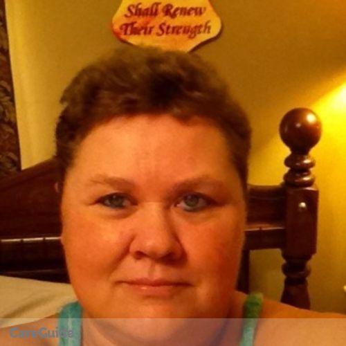 Elder Care Provider Ginger Peacock's Profile Picture