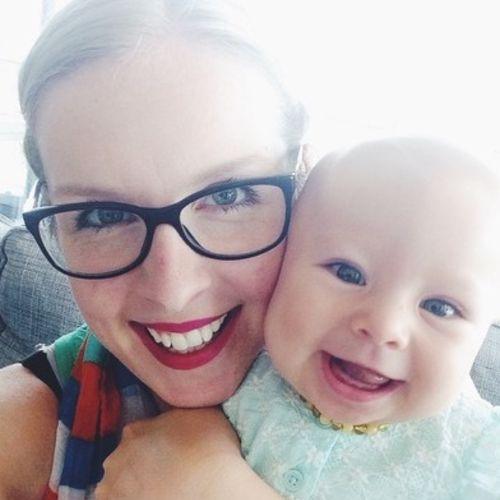 Canadian Nanny Provider Jenny Schmitt-Diaz's Profile Picture