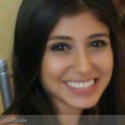 Canadian Nanny Provider Silvia Rodriguez's Profile Picture