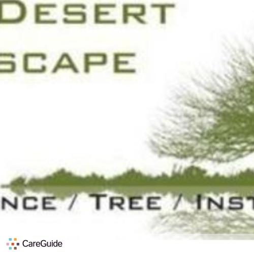 Landscaper Provider Ruiz Desert Landscape's Profile Picture