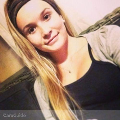 Canadian Nanny Provider Rienne Moore's Profile Picture