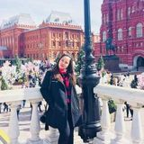 Hi! I'm Gladys  from Philippines, currently working here in Moscow, Russia as a nanny for 6yrs in 1 family.