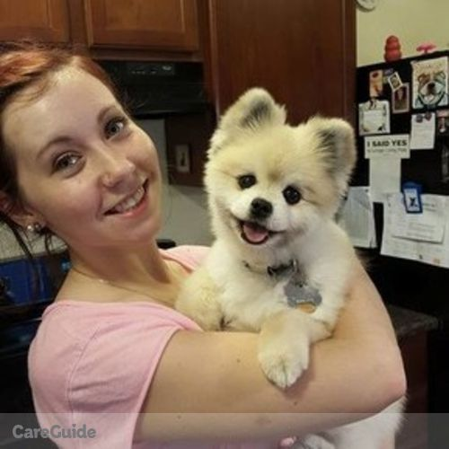 Pet Care Provider Jocelyn Mitchell's Profile Picture
