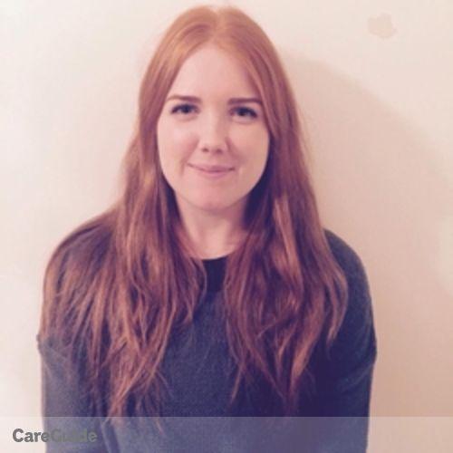 Canadian Nanny Provider Bronte Robertson's Profile Picture