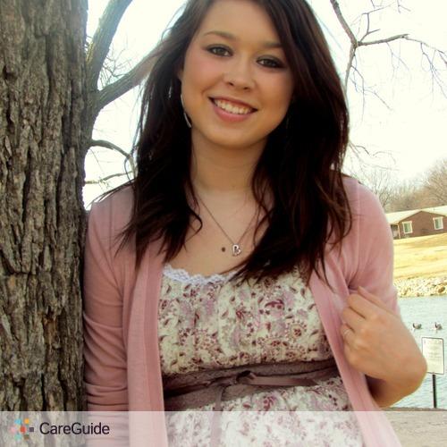 Child Care Provider Ashley 's Profile Picture