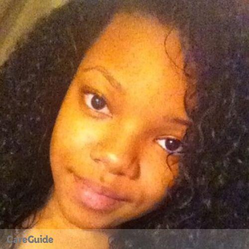Child Care Provider Elani Geyer's Profile Picture