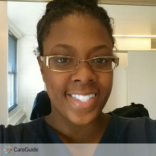 Housekeeper Provider Amariana Johnson's Profile Picture
