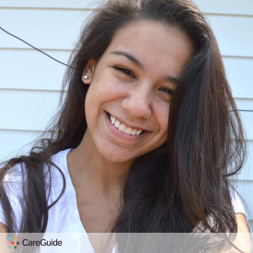 Pet Care Provider Jasmine Massa's Profile Picture