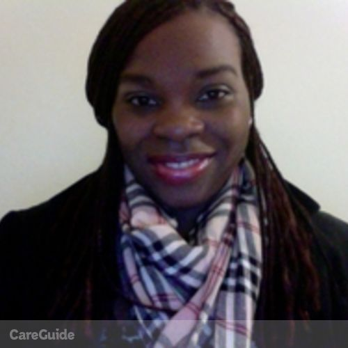 Canadian Nanny Provider Megne L's Profile Picture