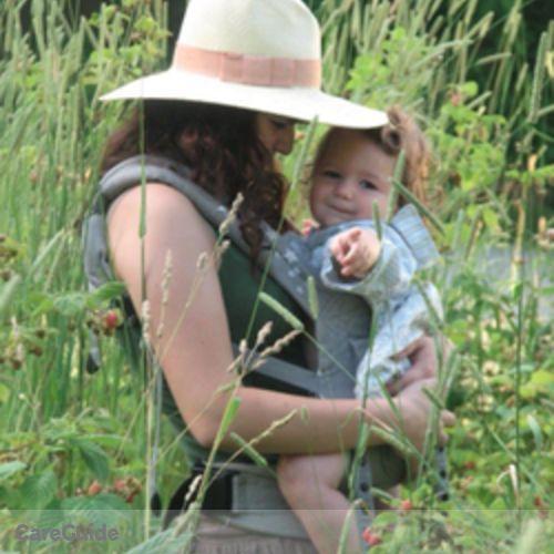 Canadian Nanny Provider Zolena W's Profile Picture