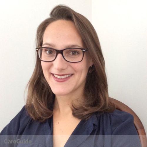 Canadian Nanny Provider Babette M's Profile Picture