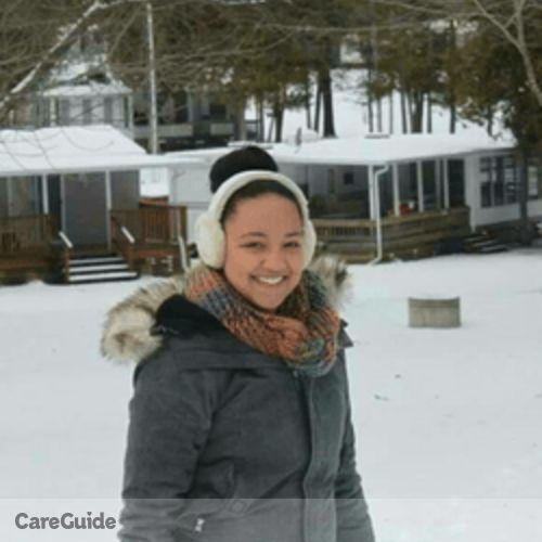 Canadian Nanny Provider Ashleigh W's Profile Picture
