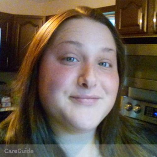 Child Care Provider Krystal G's Profile Picture