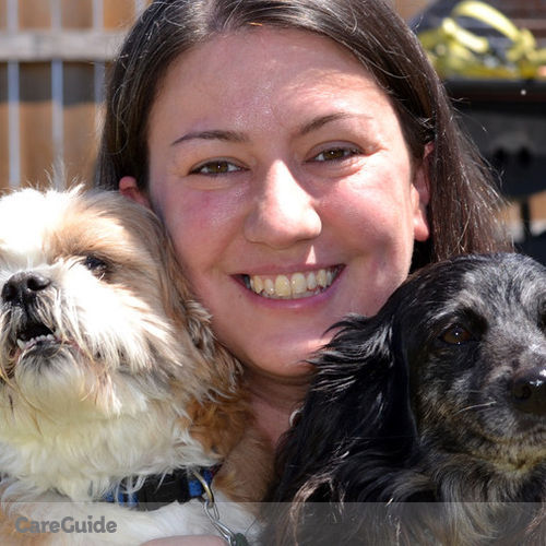 Pet Care Provider Stephanie Nelson's Profile Picture
