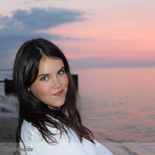 Canadian Nanny Provider Talya F's Profile Picture