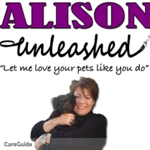 Pet Care Provider Alison H's Profile Picture