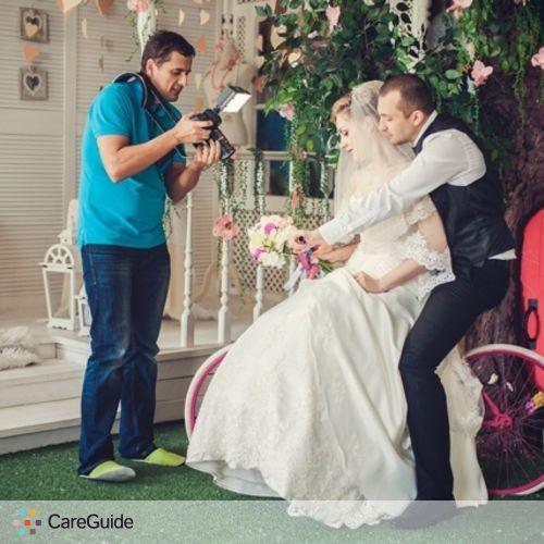 Videographer Provider Sergii Pryma's Profile Picture