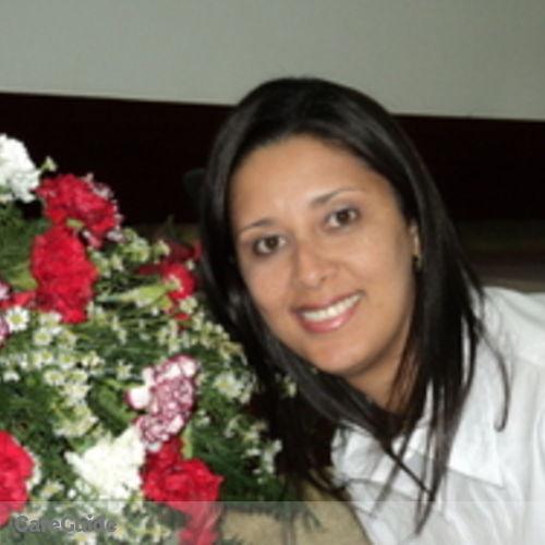 Canadian Nanny Provider Leila Melo's Profile Picture