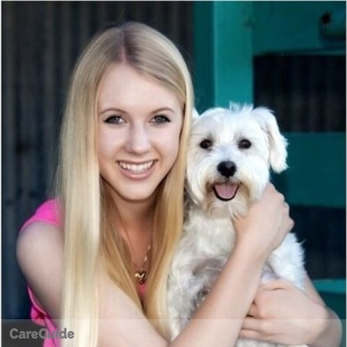 Pet Care Provider Holly McRuer's Profile Picture
