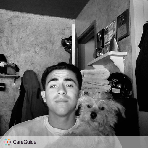 Pet Care Provider Adam Galvan's Profile Picture