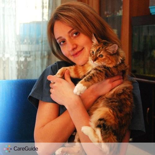Housekeeper Provider Olga Eduard's Profile Picture