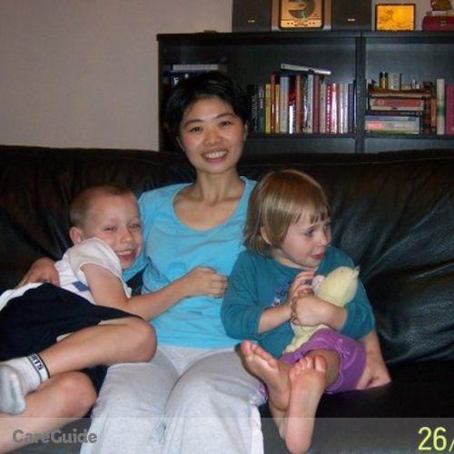 Canadian Nanny Provider Annie P's Profile Picture