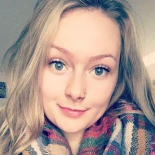 Canadian Nanny Provider Rebecca Hansen's Profile Picture