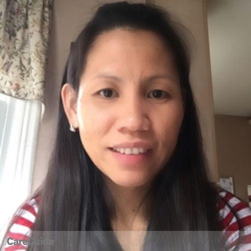 Canadian Nanny Provider Rosela Joy Nochete's Profile Picture